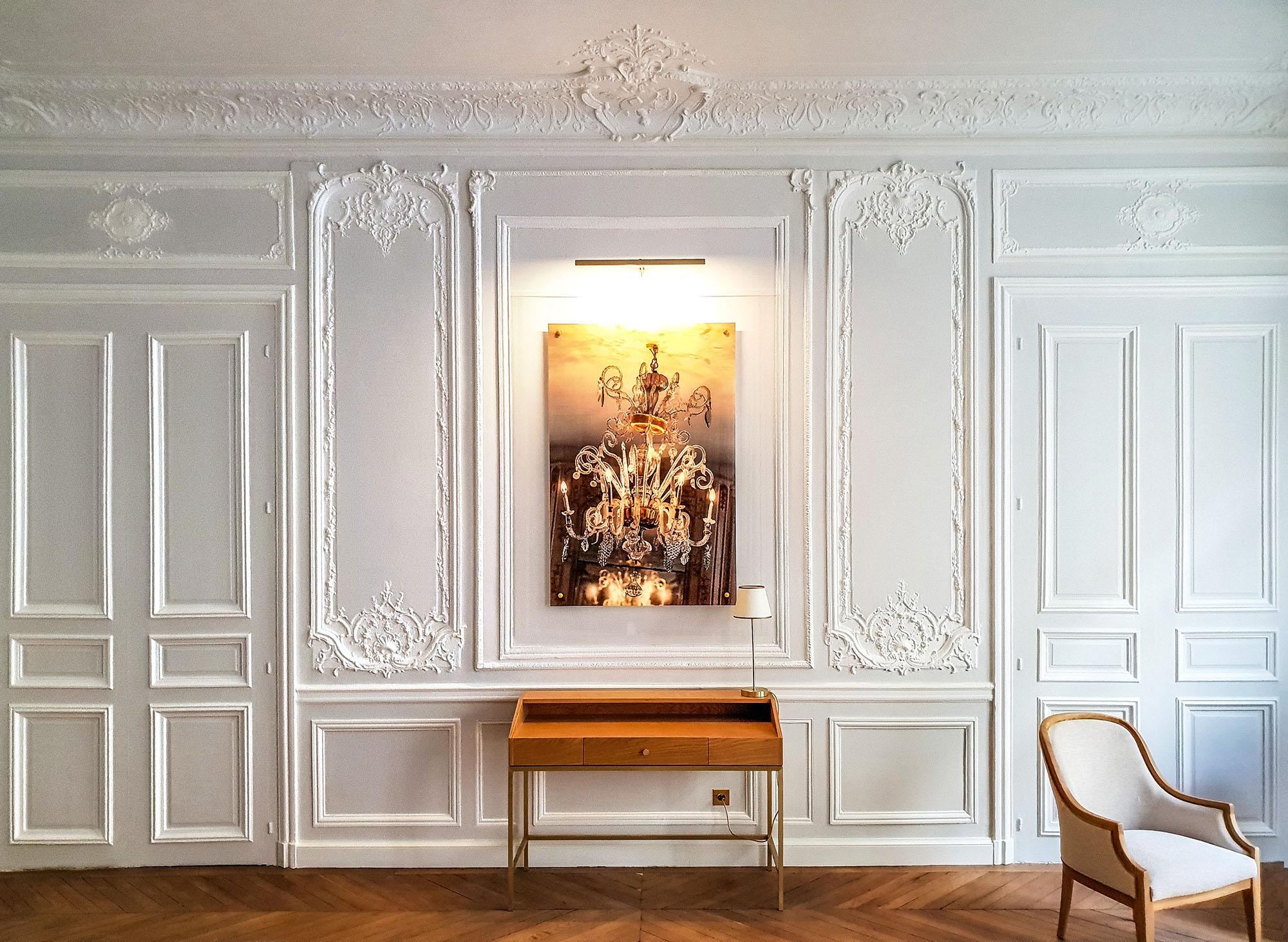 Photographie de chantier - Hôtel Alfred Sommier, Paris