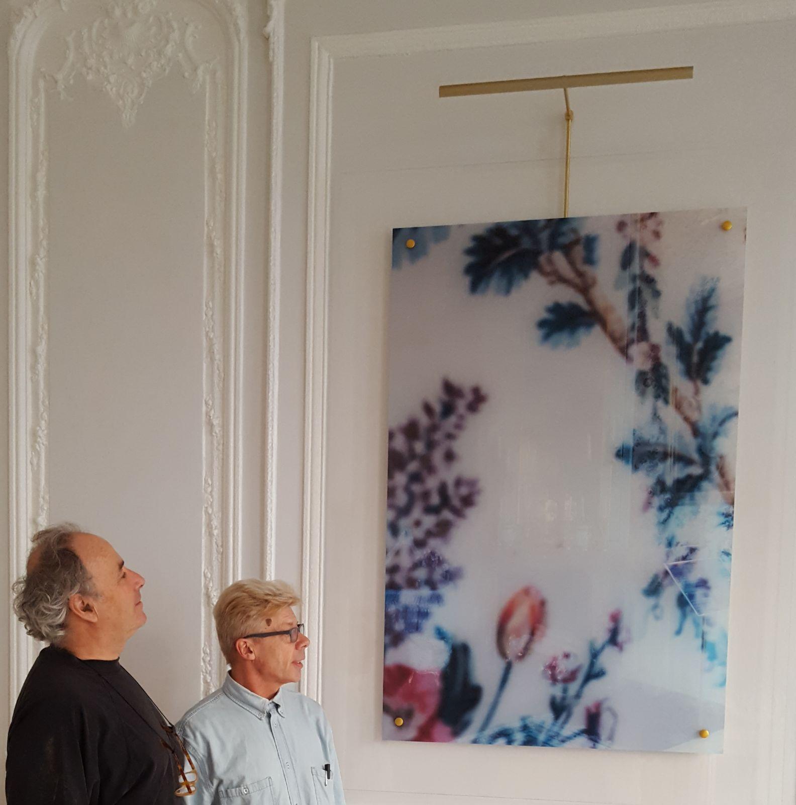 Nicolas d'Ursel et Fabien de Cugnac -Hôtel Alfred Sommier, Paris