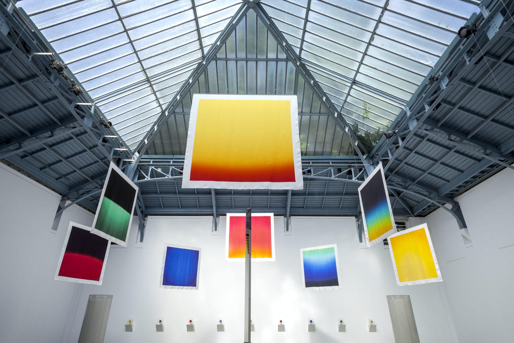 Exposition Hiroshi Sugimoto, La Verrière, Fondation d'entreprise Hermès, 2012